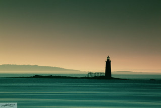 Portland Maine Ocean Lighthouse | by Captain Kimo