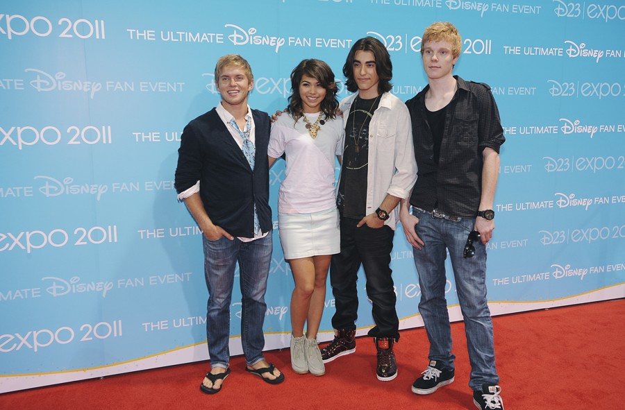 D23 2011 Disney TV 01 : Lemonade Mouth : CHRIS BROCHU, HAY ...