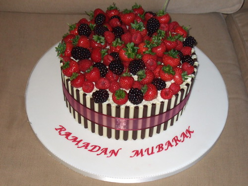 Ramadan Celebration cake | by platypus1974