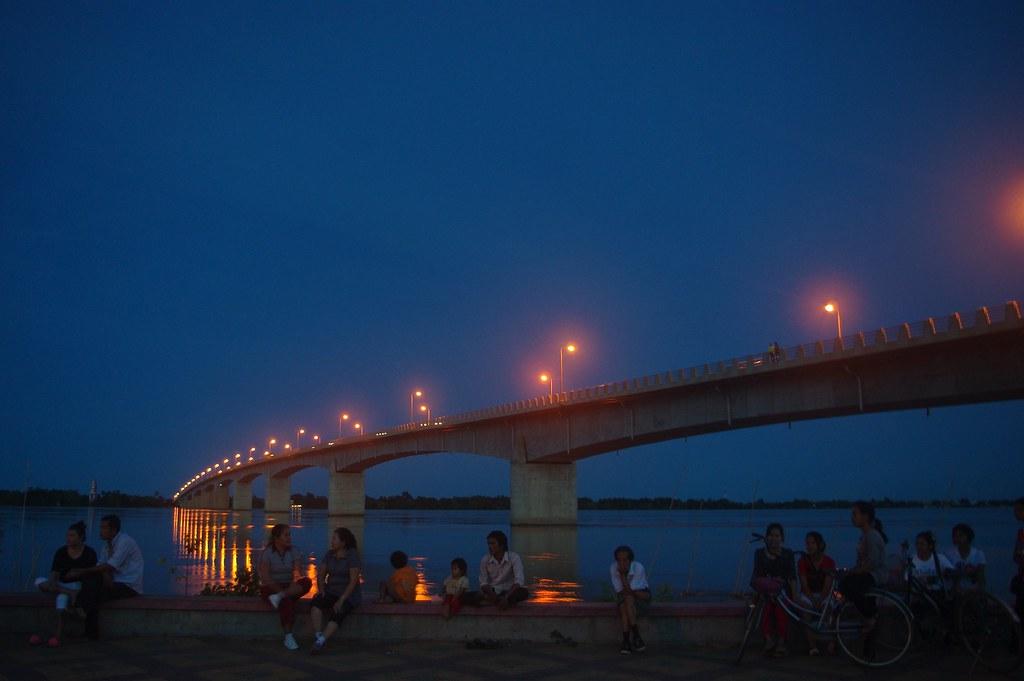Kizuna Bridge(きずな橋), Kam...