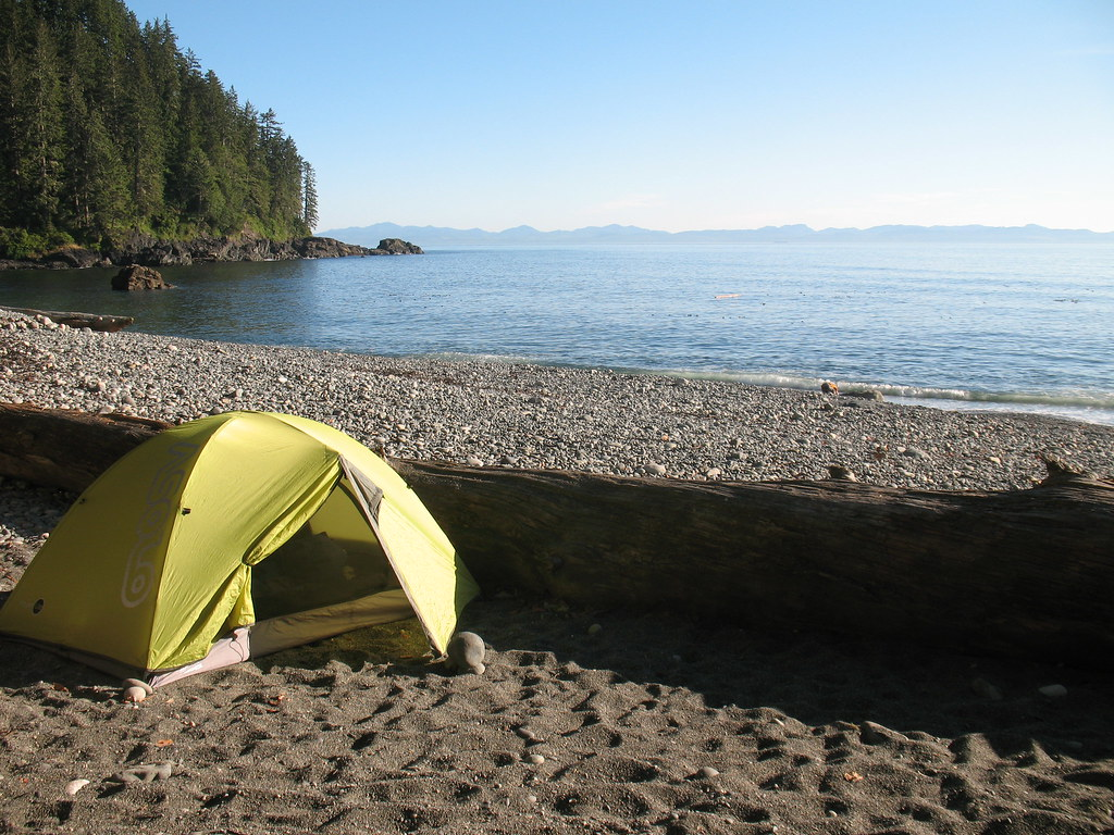 Best Winter Camping Vancouver Island
