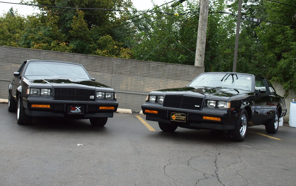 Buick Grand National Gnx For Sale >> 1987 Buick GNX & Grand National | scott597 | Flickr