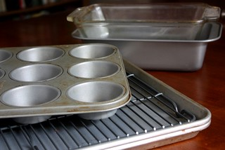 Baking pans | by Completely Delicious