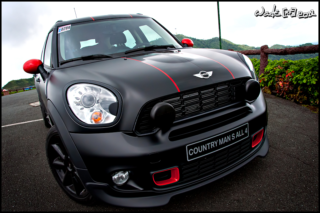 Mini Cooper Wrap >> Mini Countryman S All4 | Wade Cruz | Flickr