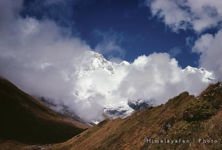 Annapurna South 1975 | by Himalayafan