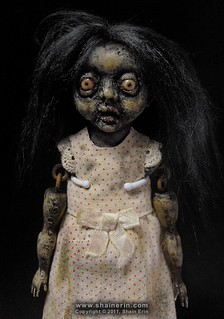 Jamara - Zombie Art Doll | by Shain Erin