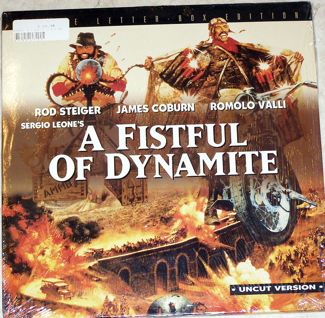 Fistful of dynamite full movie