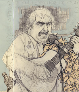 Daniel Johnston | by MATT MIMS