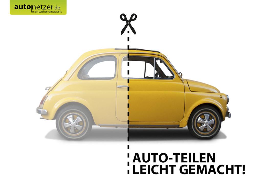 Auto-teilen leicht gemacht! | Autonetzer.de eCard - privates… | Flickr
