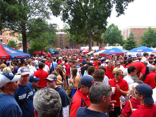 The Grove, University of Mississippi (Ole Miss), Oxford, Mississippi | by Ken Lund