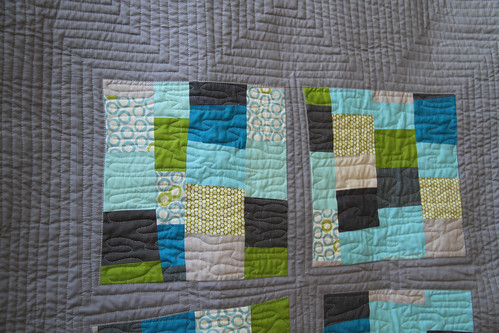 Queen Baby Quilt Detail | by alissahcarlton