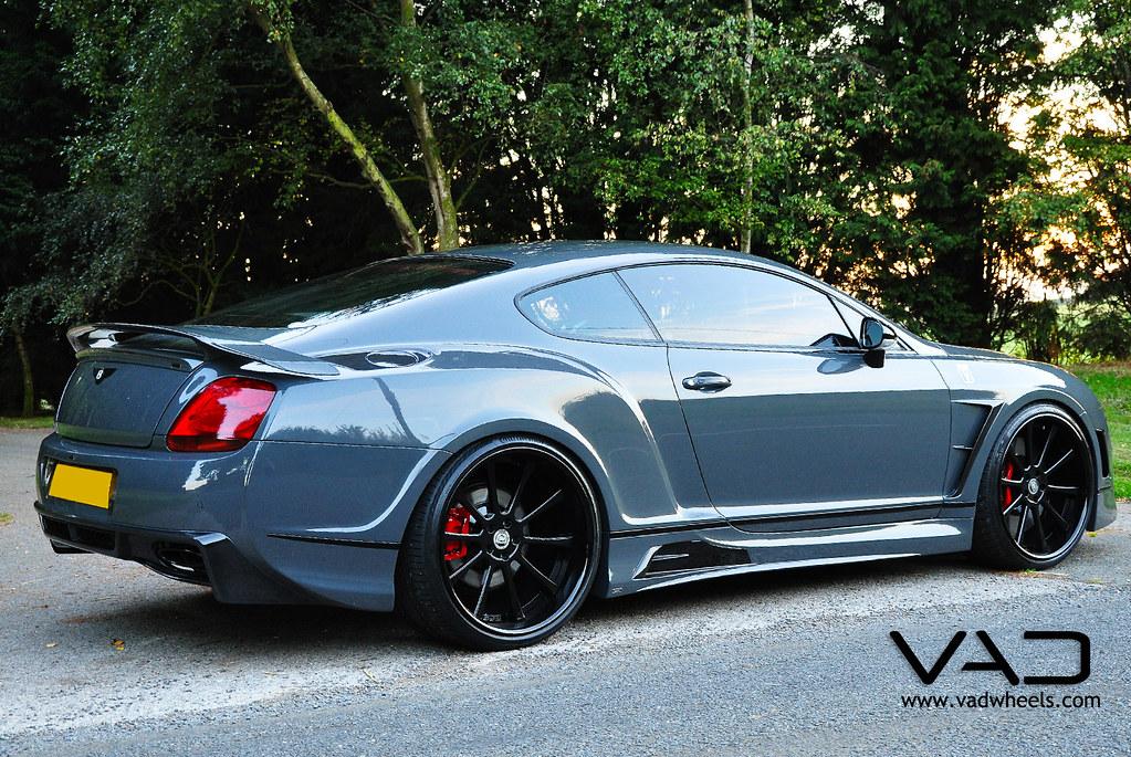 Vad Bentley Vad Premier 4509 Wide Body Bentley Gt See