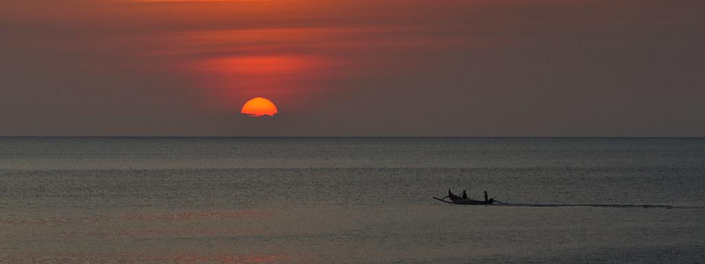Sunset @ Rock Bar, Bali, Indonesia