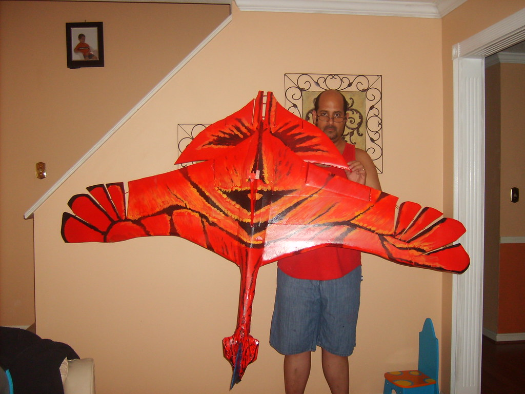 toruk makto | rc model of the avatar the great leonopteryx. … | flickr