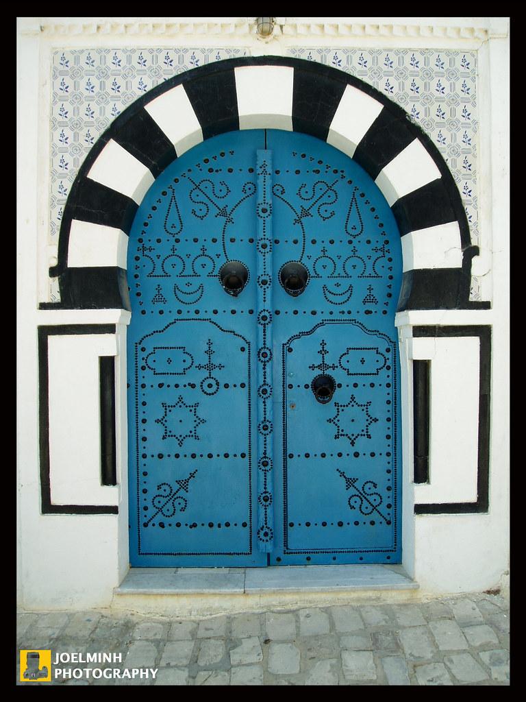 Porte de sidi bou said 03 porte de sidi bou said for Decoration porte sidi bou said