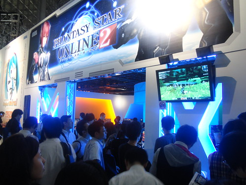 TGS - Phantasy Star Online 2 | by SEGA of America