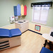 Sanford Children's Clinic Duncan Exam Room