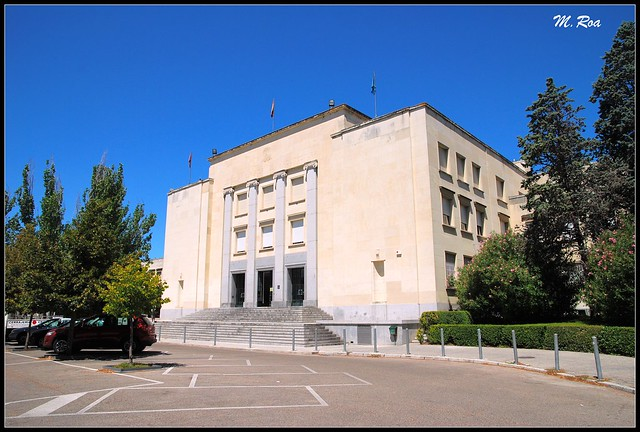 Escuela superior de arquitectura universidad polit cnica for Universidades de arquitectura en espana