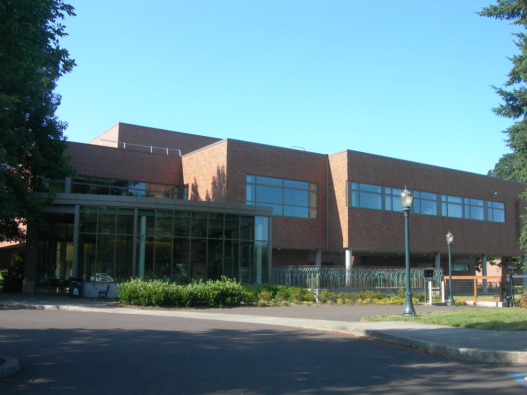 Osu Veterinary Teaching Hospital Corvallis Oregon Oregon Flickr