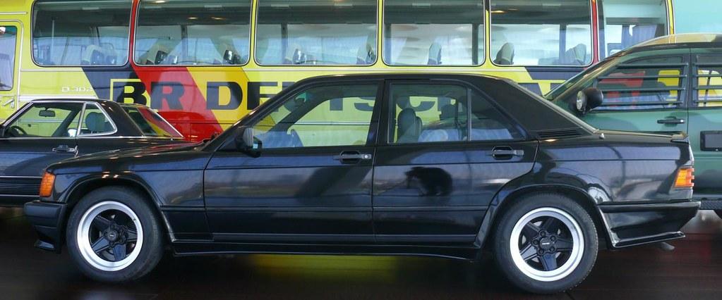 Mercedes benz 190 e 2 3 amg 1984 ringo starr black l flickr for Mercedes benz rental pittsburgh