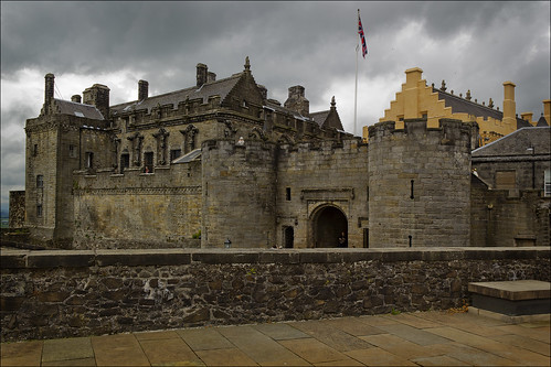 Stirling Castle | by dun_deagh
