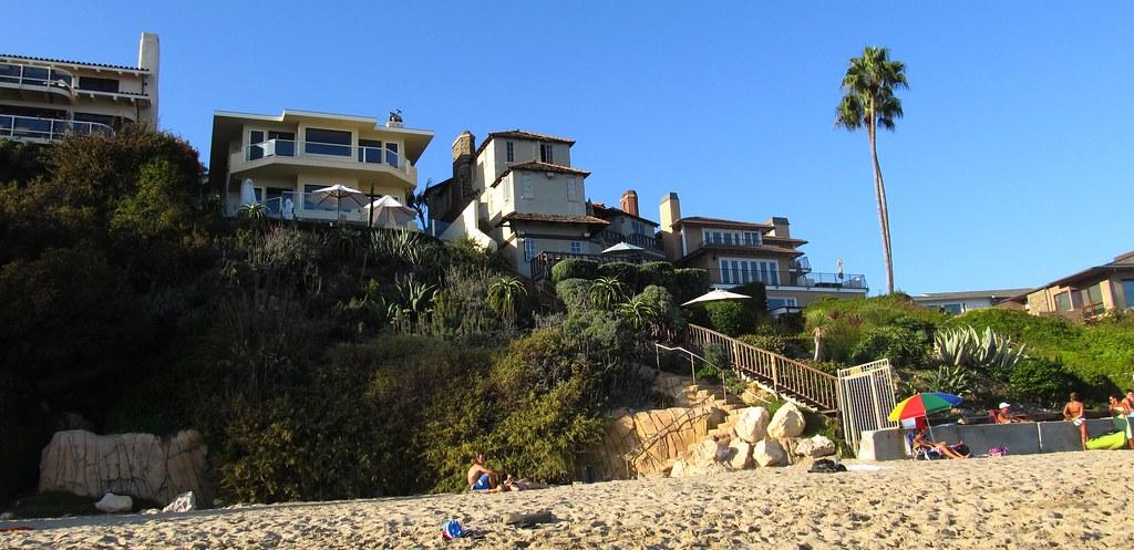Newport Coast Ca >> Oceanfront Mansions of Crescent Bay, Laguna Beach, Califor…   Flickr