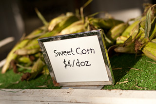 Homegrown Sweet Corn for Sale | by goingslowly