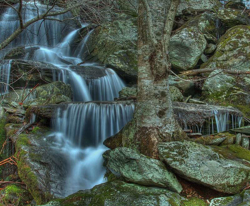 Hike to Naked Creek Waterfalls - Shenandoah National Park
