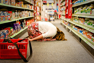 (224/365) face down on aisle 4 | by nanny snowflake