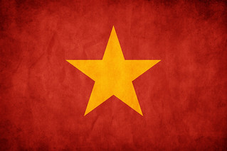 Vietnamese flag | by wisegie