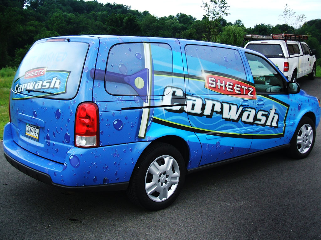 Sheetz Car Wash
