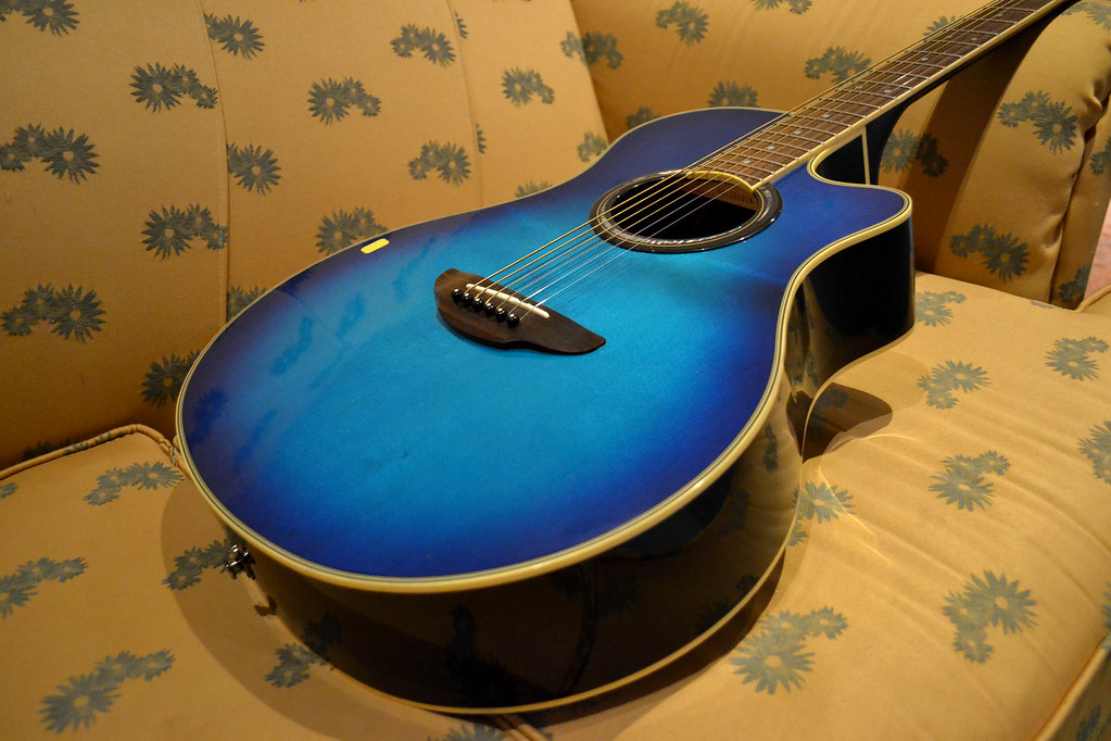 Yamaha Apx  A Acoustic Electric  String Guitar