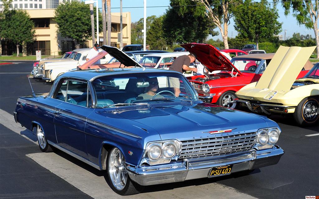 1965 Chevrolet USA Impala Sport Coupe full range specs