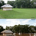 Field House, Before and After