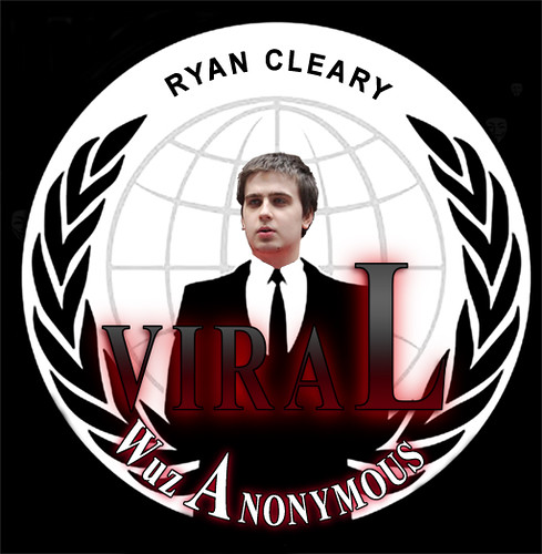 Ryan Cleary was anonymous | by 4d4mbr0wn