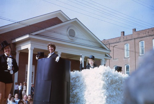 Glenville State College Homecoming Parade, 1964 | by The Cardboard America Archives