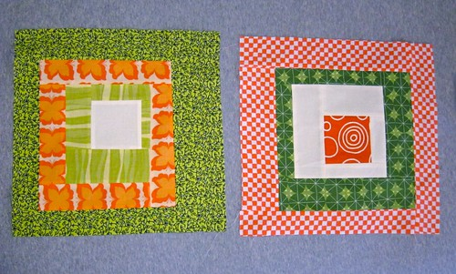 Sept blocks - Harmony Circle | by Diane {from blank pages...}