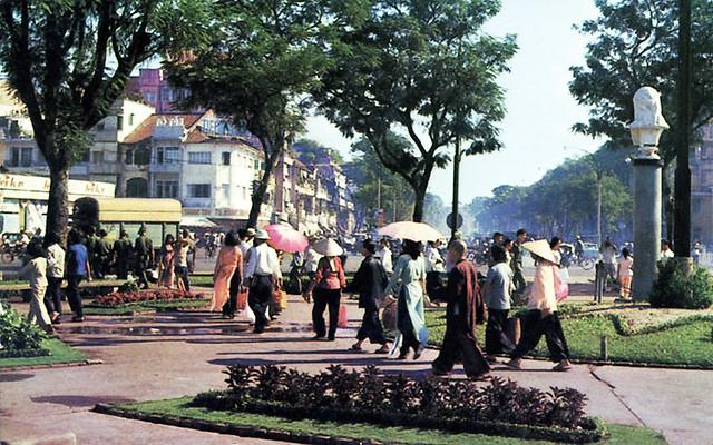 Sài Gòn một thuở xa xưa – dòng sông cũ