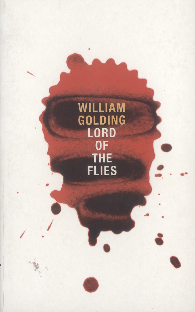 lord of the flies by william golding savagery of humans