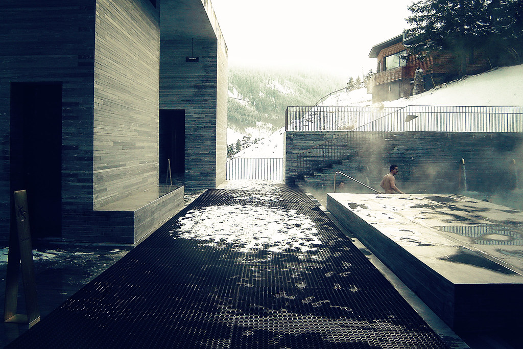 Fabuleux The Therme Vals by Peter Zumthor | ANTONIO CHOUPINA | Flickr EZ79
