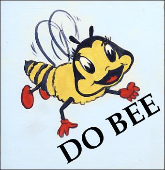 Romper Room Do-Bee Art