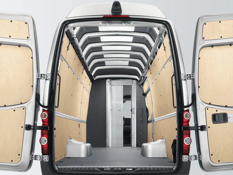 Vw Crafter Panel Van Dimensions Www Vwcommercialvans Co
