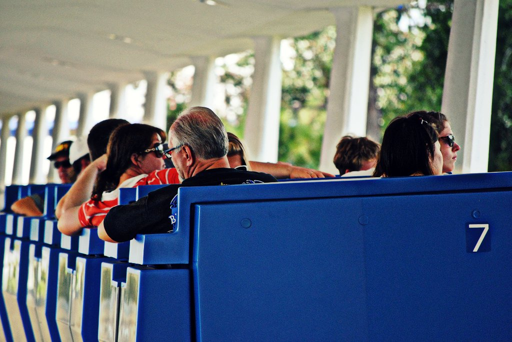 disney magic kingdom tomorrowland transit authority peoplemover nap