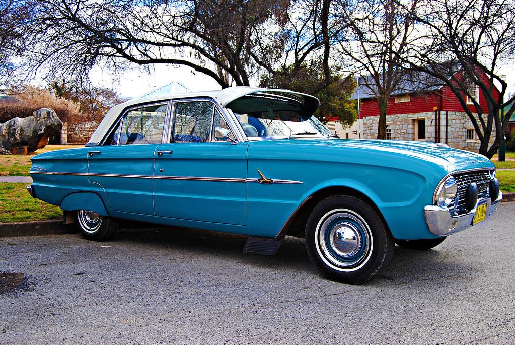 Ford falcon xl 1962