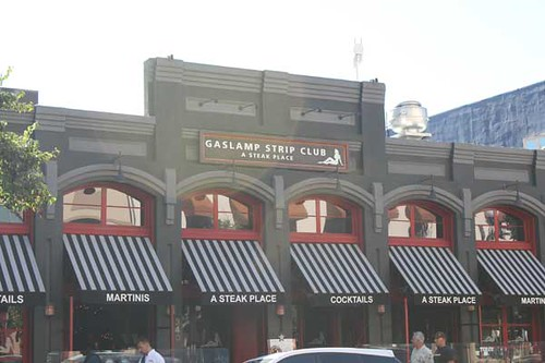 Gaslamp Strip Club & Steakhouse | by sdenisehoyle