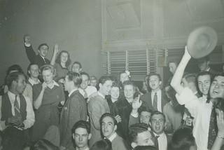 Duke Students React to Rose Bowl Invitation, 1941 | Duke ...