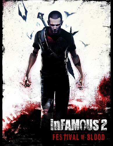 inFAMOUS 2: Festival of Blood for PS3 (PSN) | by PlayStation.Blog