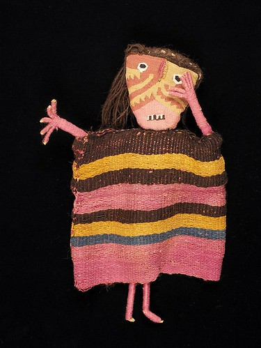 chancay textile doll 1960a46 this doll is south