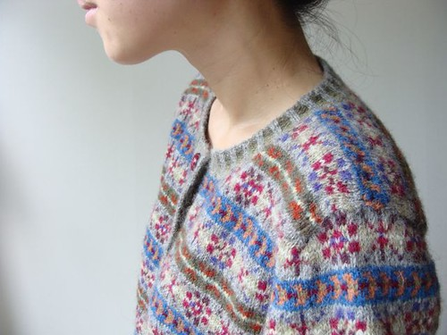 Fair Isle Cardigan | by roko20