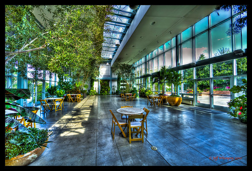 Orangerie, Red Butte Gardens, Salt Lake City, Utah | by jeffwhimpey